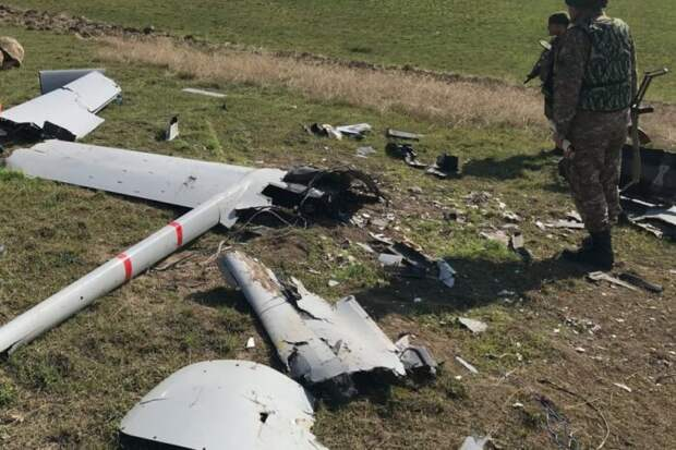Россия могла передать Армении оружие для защиты от турецких дронов