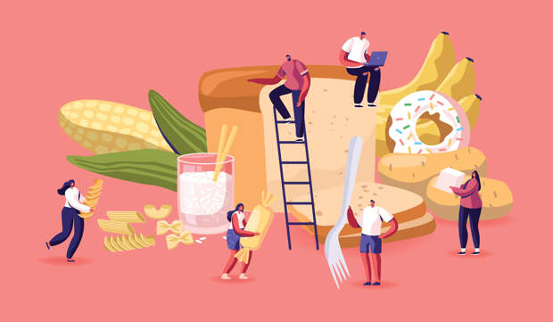 Углеводы в правильном питании — суточные нормы и списки продуктов