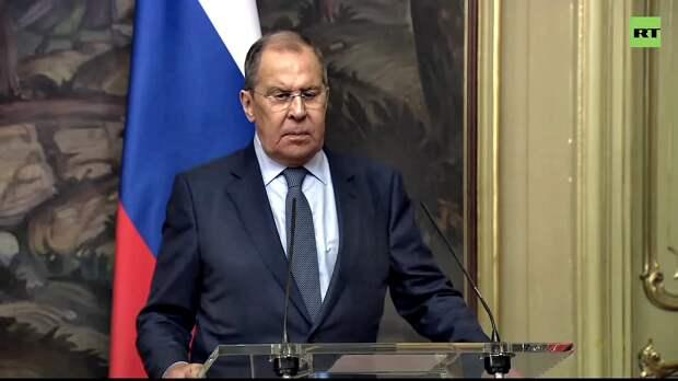 Лавров рассказал о судьбе соглашения с Суданом о базе ВМФ на Красном море