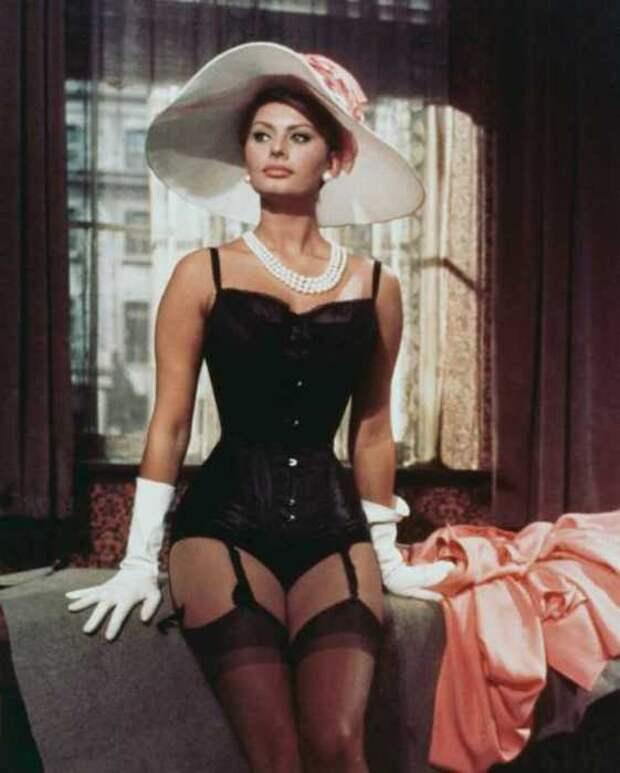 Секрет популярности самой соблазнительной актрисы XX века: Софи Лорен