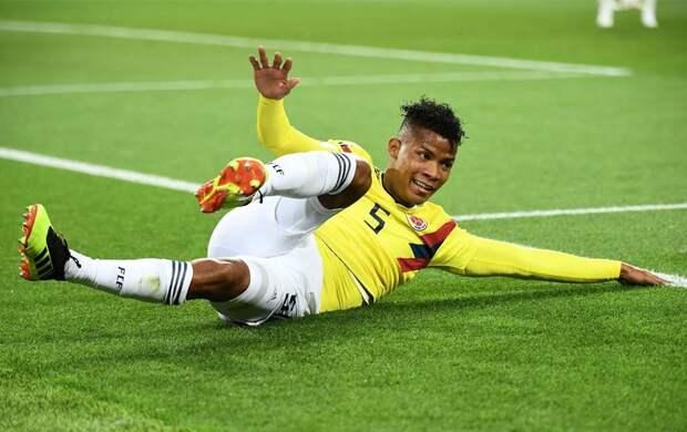 Барриос вызван в сборную Колумбии на отборочные матчи ЧМ с Перу и Аргентиной