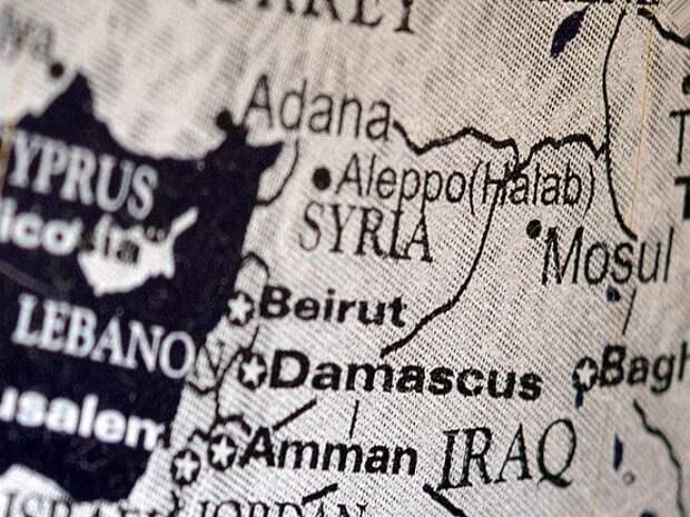 В Сирии сообщили о крушении вертолета ВВС США