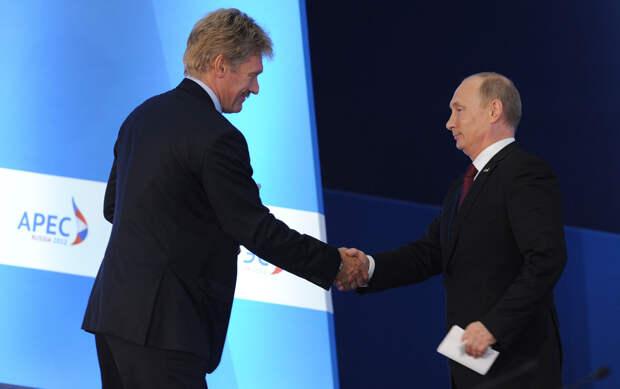 """Песков: """"Президент - не мечтатель, понимает, что многим россиянам тяжело"""""""