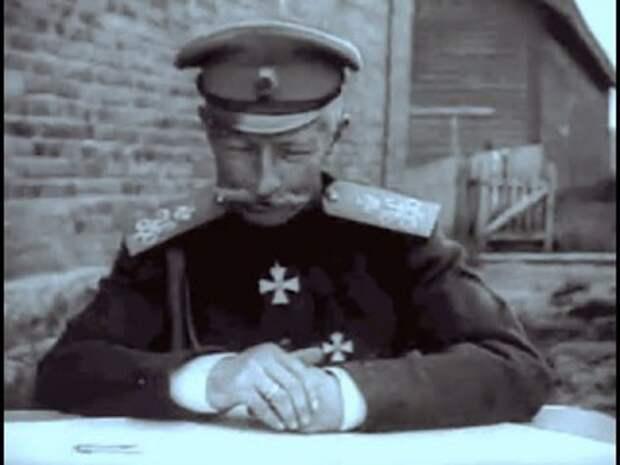 Основные лица и события эпохи временного правительства. Кинохроника