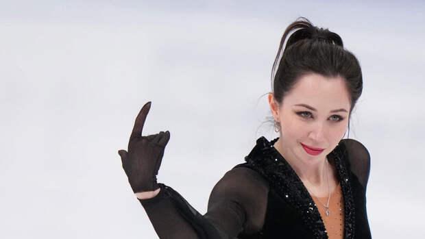 Туктамышева рассказала о взаимоотношениях с Мишиным вне тренировок