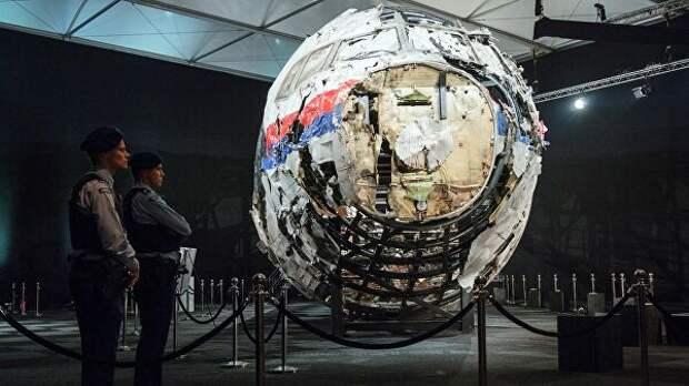 Черных пятен в деле MH17 становится больше