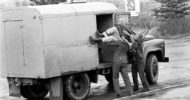 Вытрезвители в СССР: Кто мог угодить в «приют для опьяневших», и что происходило с его постояльцами