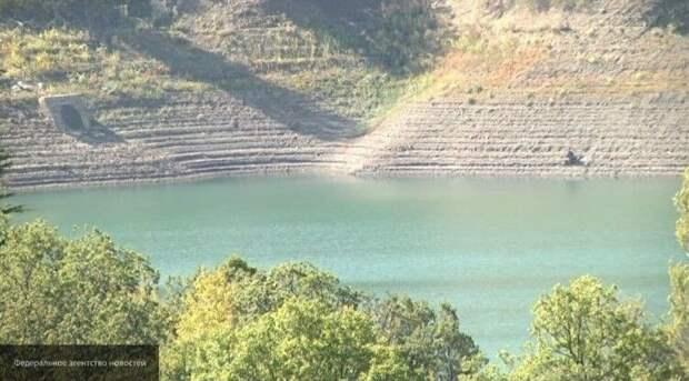 Эксперт назвал причину потери запасов Белогорского водохранилища в Крыму