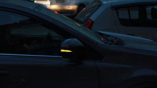 Серьезная пробка образовалась наШеболдаева вРостове из-за аварии