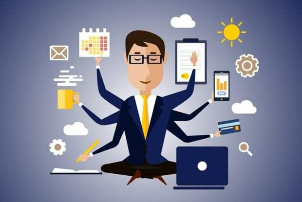 Какая административная работа лучше всего вам подходит