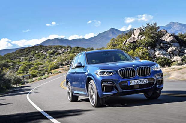 Новый BMW X3 стал дешевле старого
