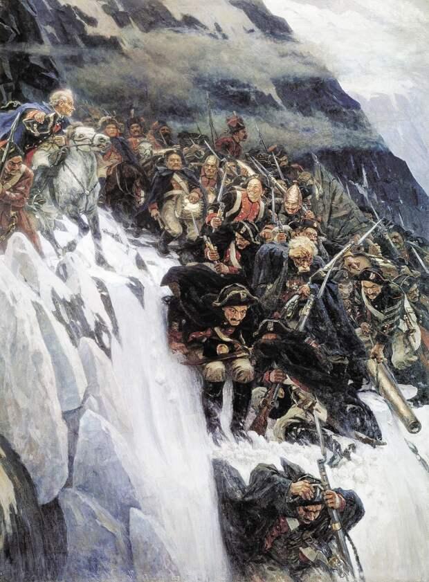 Почему Суворов был лучшим полководцем в истории России