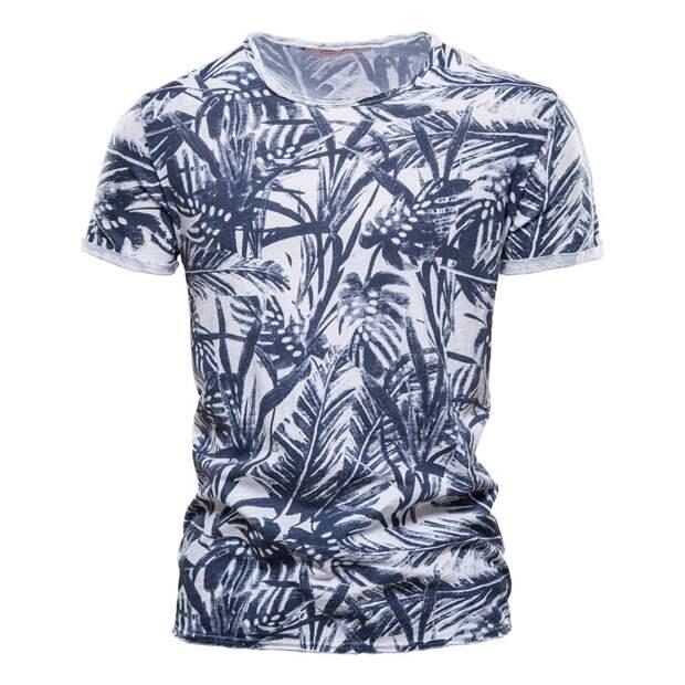Летние мужские футболки NEGIZBER 2021