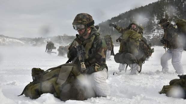 """СМИ назвали Норвегию """"полем битвы"""" для войны между Россией и США"""