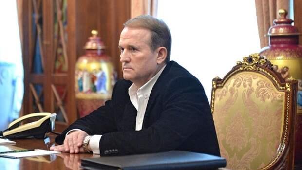В ОПЗЖ назвали санкции против Медведчука пиар-завесой