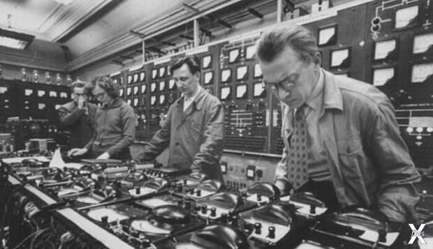 Научная жизнь в СССР била ключом