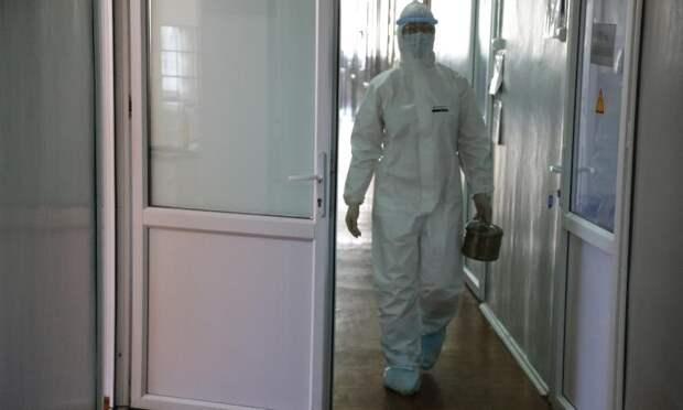 ВАрхангельской области занято 67 процентов коек для лечения пациентов сCOVID-19