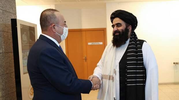 «Талибан» рассказал о возможной роли Турции в восстановлении Афганистана