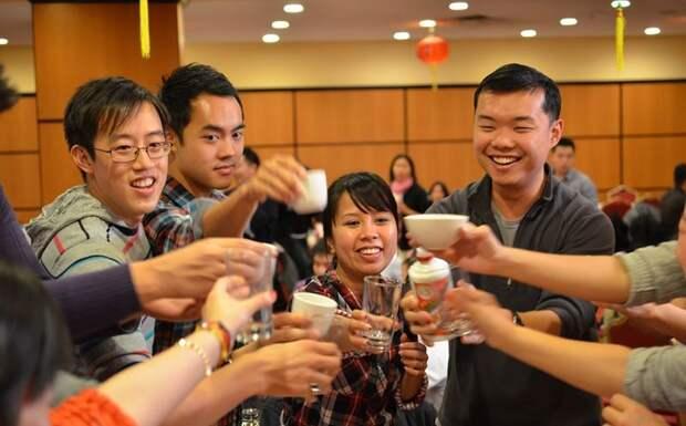 Как пить с китайцами