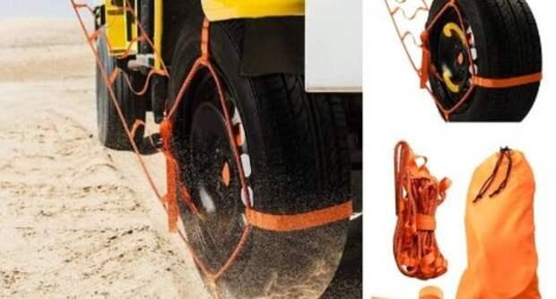 Список специальных товаров из Aliexpress, которые помогут автомобилю выбраться из грязи