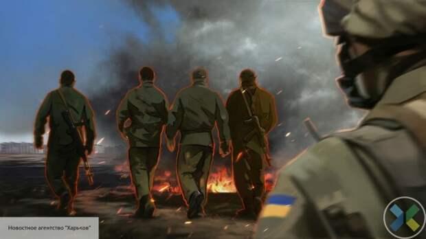 В Донбассе солдаты ВСУ наносят себе увечья и дезертируют из-за боязни коронавируса