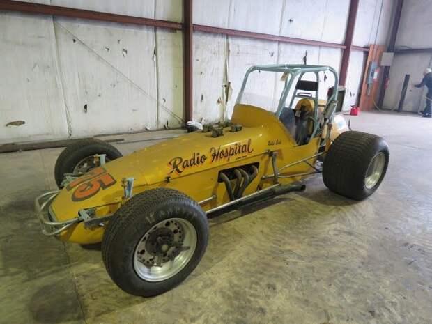 1972 Fuel Injected Midget Race Car Вот это ДА, винтажные авто, гоночные автомобили, интересно, коллекция авто, коллекция автомобилей, мотоциклы, раритетные автомобили