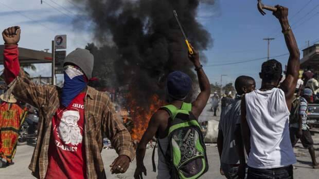 Американских миссионеров похитила гаитянская банда