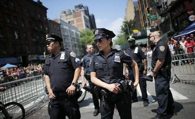 ВСША Палата представителей приняла закон ореформе полиции