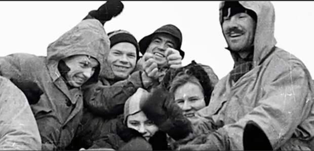 Мистические места России. Перевал Дятлова. Часть 4