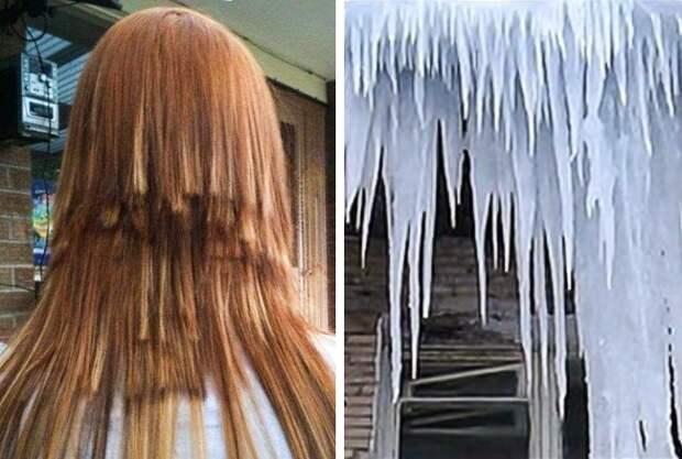 Когда парикмахер понимает с полуслова!)