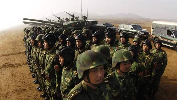 Индия не будет реагировать на наращивания ядерного арсенала Китая — эксперт
