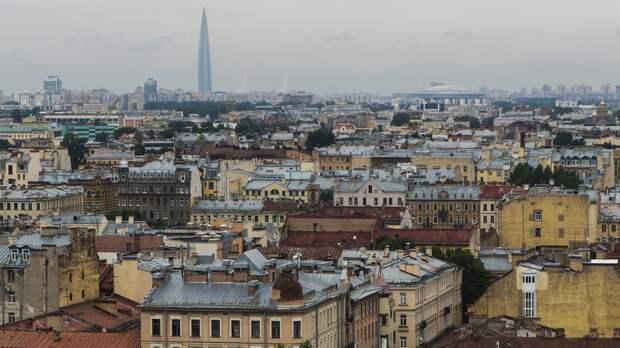 Похолодание и осадки сменят теплую погоду в Петербурге