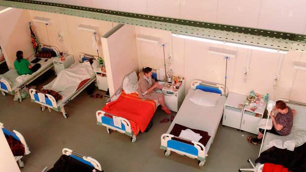В Хабаровском крае госпитализировали более 10 студентов с отравлением