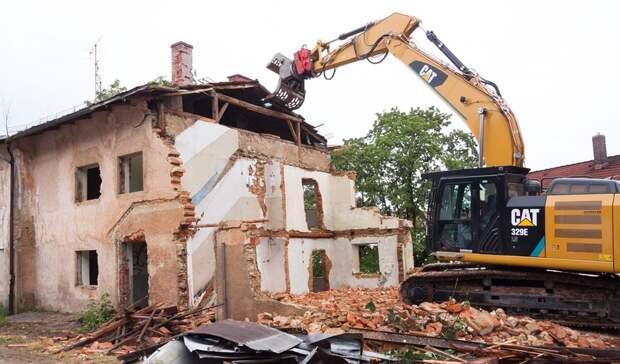 Власти Ростова поручили снести дома, мешавшие строительству моста на Малиновского