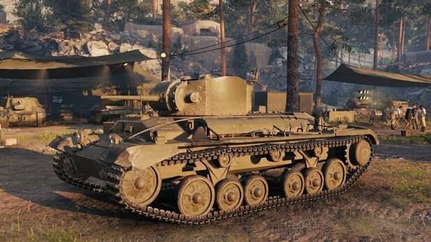 Самые первые премиумные танки в World of Tanks