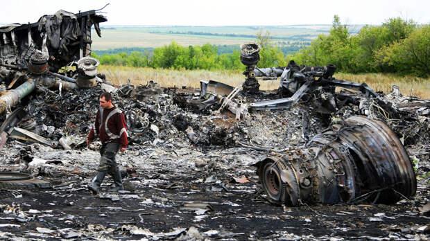 Навальный и сбитый MH17 оказались связаны: След ведёт на Запад