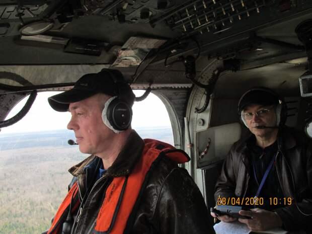 Сотрудники Московского авиацентра 1 мая начнут патрулирование с воздуха