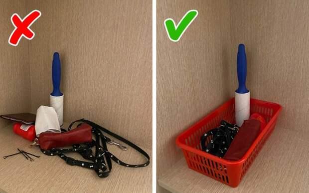 Ошибки хранения, из-за которых в маленьких квартирах ничего нельзя найти