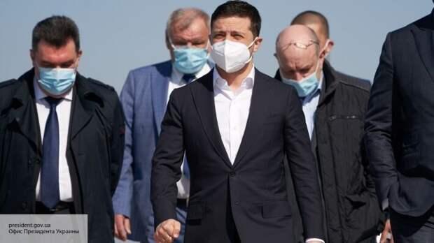 «Территория страны уменьшится»: Бортник считает, что Зеленский не может объединить Украину