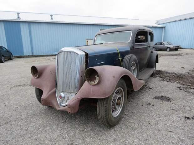 1934 Pierce Arrow 840A 7 Passenger Sedan Вот это ДА, винтажные авто, гоночные автомобили, интересно, коллекция авто, коллекция автомобилей, мотоциклы, раритетные автомобили