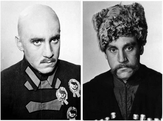 Высоцкий пробуется на роль Блюхера и, возможно, на роль генерала Чарноты в «Беге».