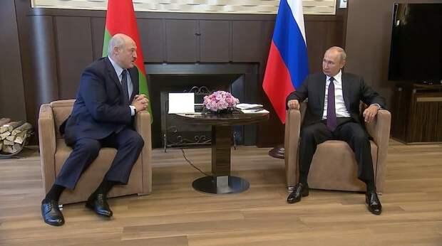 О чем на самом деле говорил Лукашенко с Путиным? Он уйдет? Кредит выпросил?