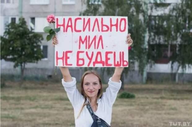 Неправильный майдан Лукашенко. Записки украинца