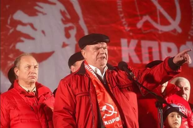 Володин ответил лидеру КПРФ на угрозу Зюгано-майдана