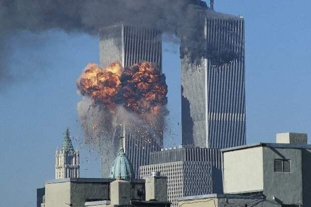 """11 сентября 2001 года - """"ШОК И ТРЕПЕТ ОТ ВРАНЬЯ"""""""