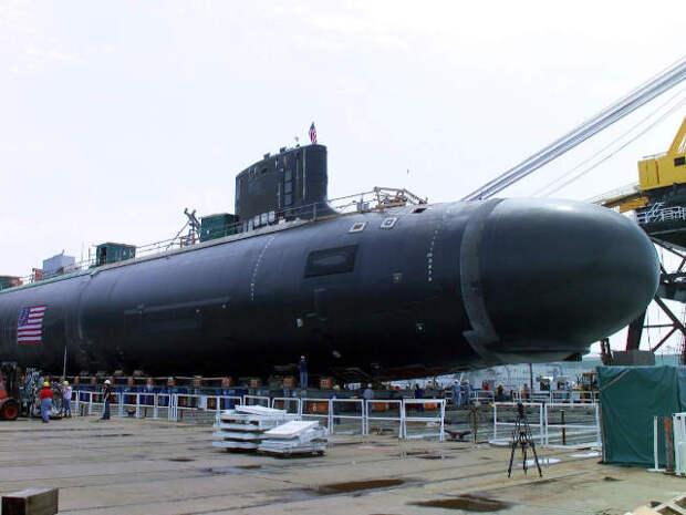 Для самой современной ядерной подводной лодки ВМС США не хватает комплектующих