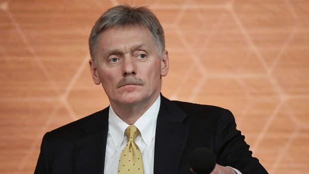 """Песков пояснил заявление Путина о """"недобитых карателях"""""""