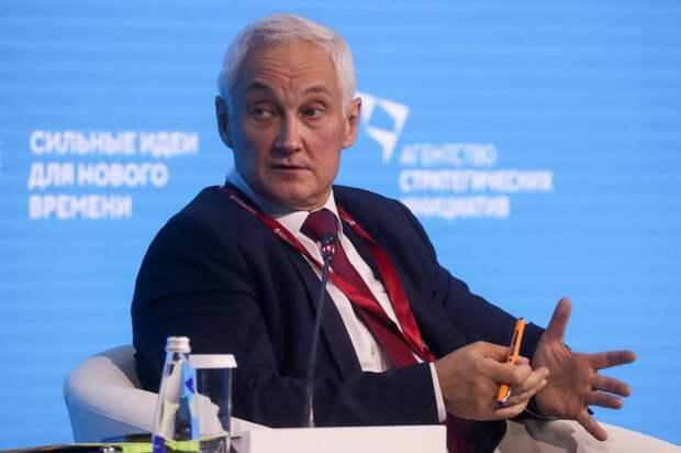 «Устроили вопли»: Белоусов вновь обрушился с критикой на металлургов