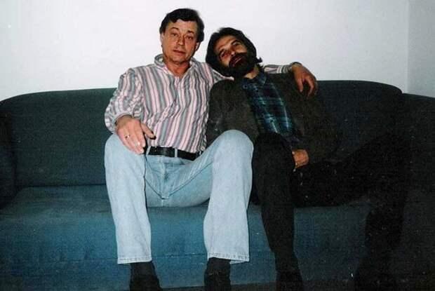 Николай Караченцов и Павел Смеян | Фото: stuki-druki.com