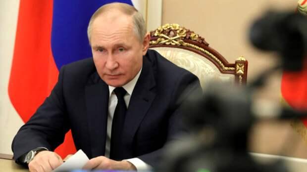 Пословица Путина винтервью американскому журналисту вызвала бурную реакцию вКНР